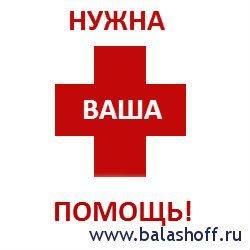 Help - Помогите спасти жизнь!
